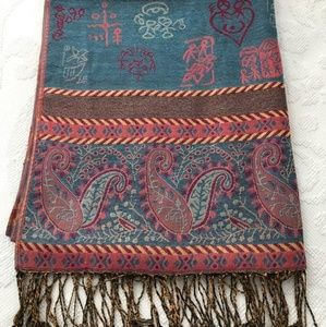 Accessories - Pashmina Scarf or Wrap